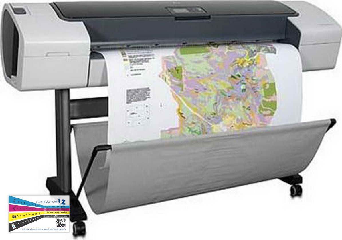 انواع چاپ های دیجیتال