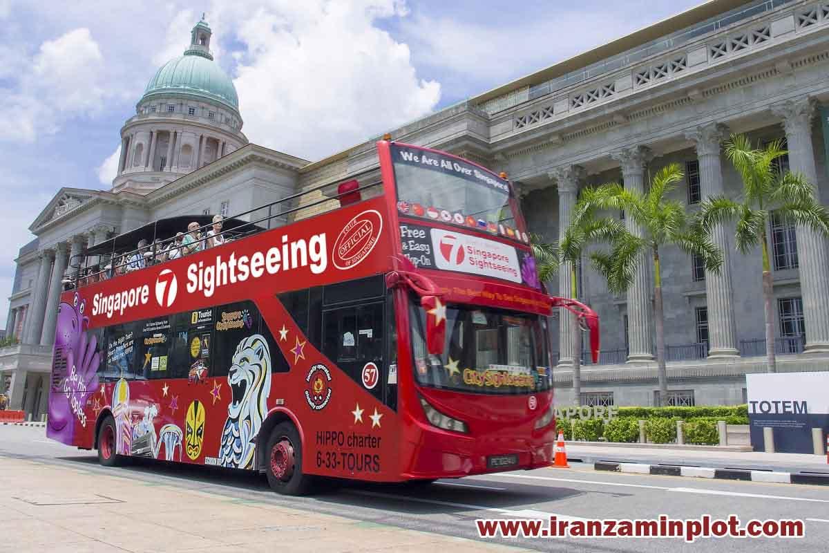 نکاتی درباره چاپ استیکر روی اتوبوس